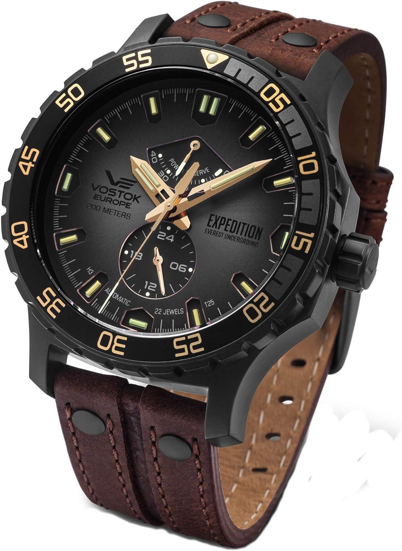 Vostok Europe Reloj de Caballero YN84-597D541