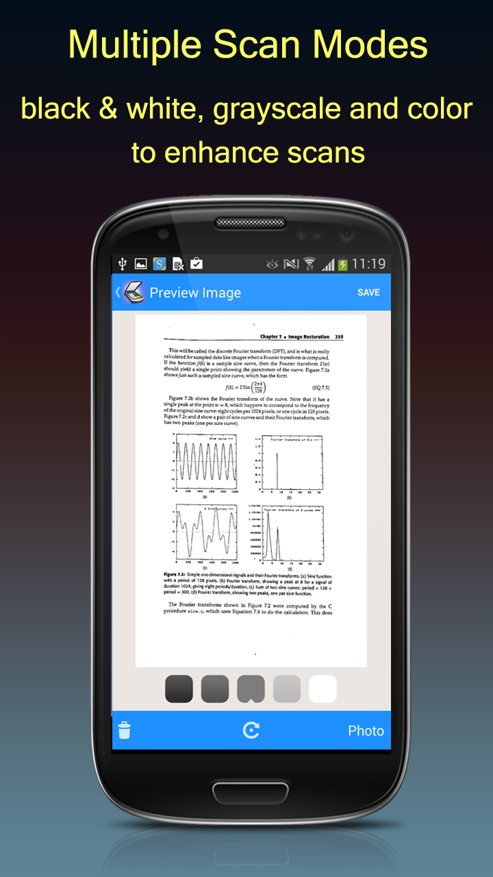 Amazon Fast Scanner Free Pdf Scan Appstore For Android
