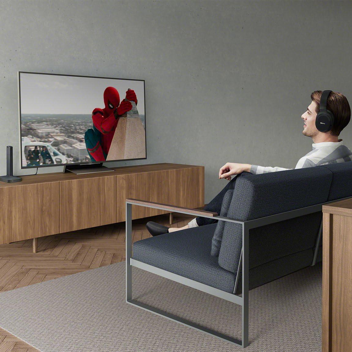 ソニー 7.1ch デジタルサラウンドヘッドホンシステム 密閉型 2018年モデル WH-L600