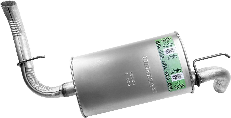 Walker 50056 Quiet-Flow Stainless Steel Muffler
