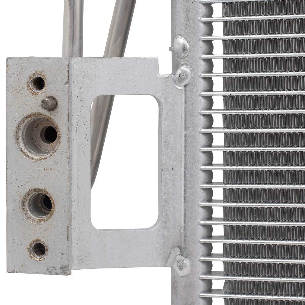 Brock Condenser Assembly for 11-15 Kia Sorento 97606 1U100AS 976061U100AS Replacement