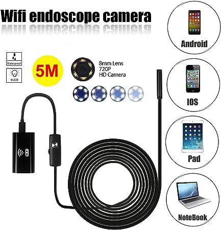 Wifi Endoskop Wireless Wifi Endoscope Inspection Kamera