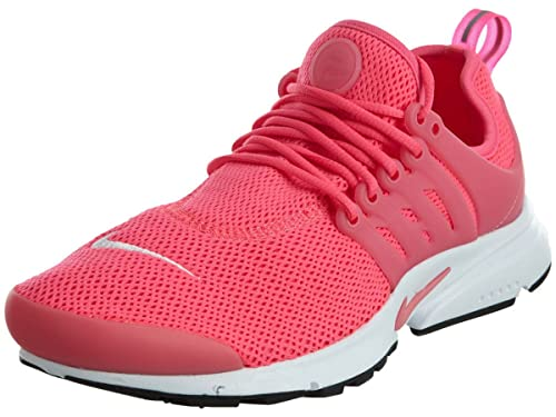 Nike Damen Air Presto Premium Rosa Synthetik Sneaker 36.5