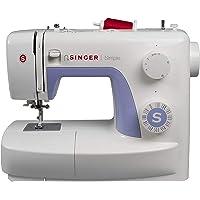 Singer MC Simple 3232- Máquina de Coser, DE 32Puntos de Costura, Blanca y Lila