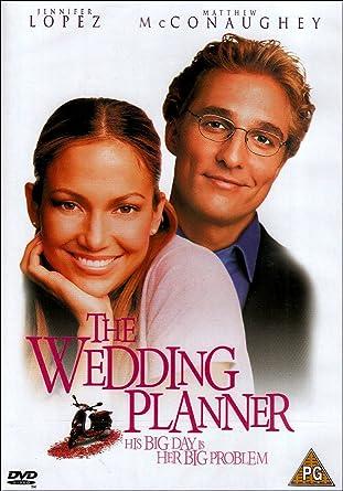 Amazon The Wedding Planner Jennifer Lopez Matthew