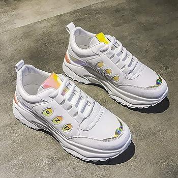Zapatos para Mujer,ZARLLE Calzado Transpirable,Zapatos a Juego de Color Fondo Grueso Estilo Deportivo Zapatos Casuales,Zapatillas Running Mujer: Amazon.es: Ropa y accesorios