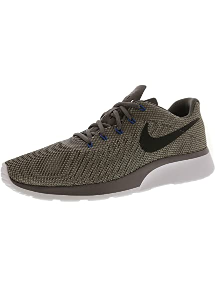 new arrival 851ee 140b1 Nike Herren Tanjun Racer Grau TextilSynthetik Sneaker 40,5