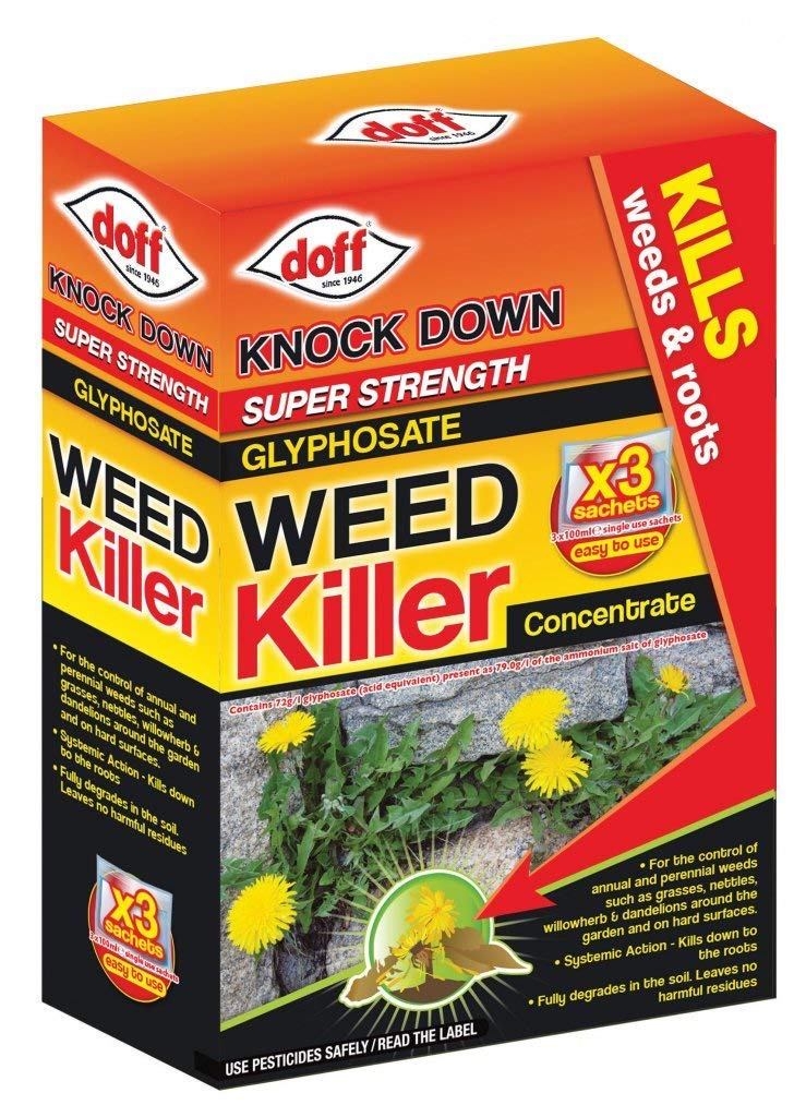 Doff DOFFY003 Weed Killers