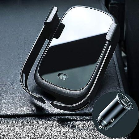 L-CAR Cargador De Teléfono Inalámbrico 2 En 1, Compatible ...