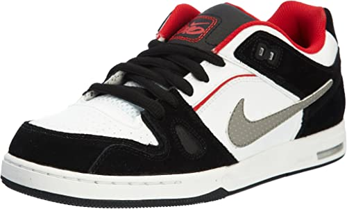 Nike 6.0 ZOOM ONCORE 2 Herren Schuhe, weiss schwarz rot, US