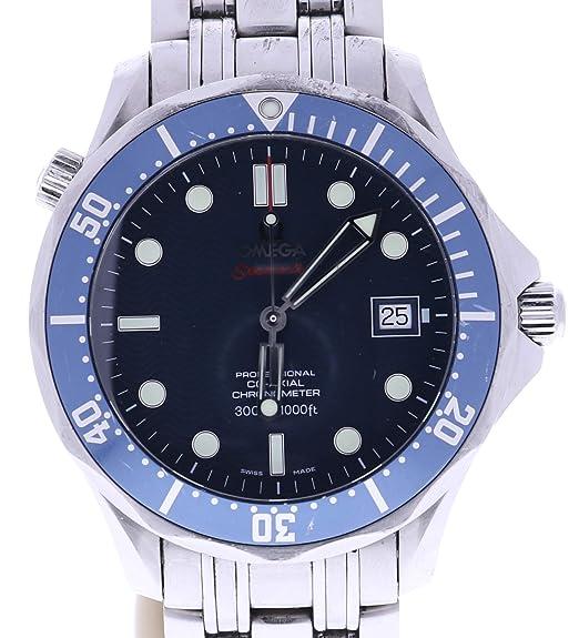 Omega Seamaster swiss-automatic Mens Reloj coaxial (Certificado) de segunda mano