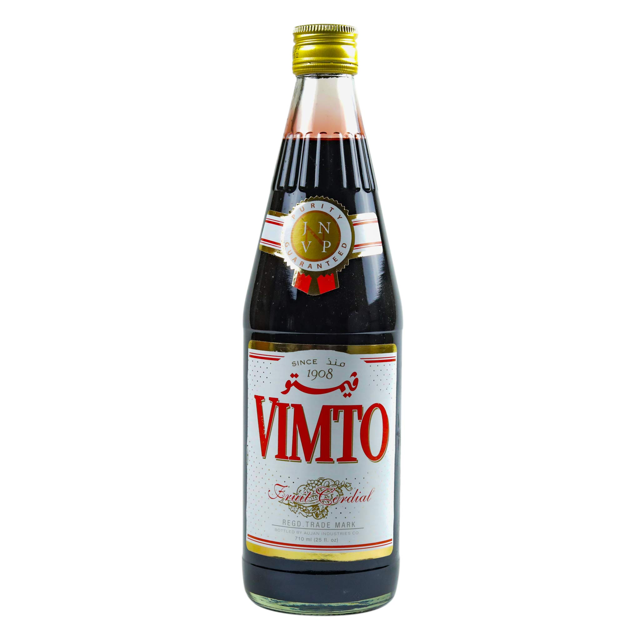 Saudi Vimto Syrup 24 fl oz (710 ml) Bottle