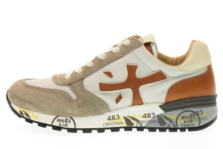Scarpe 1978 Premiata 40 Cuoio Uomo Sneakers Mick Taglia Basse qXHHFxwd