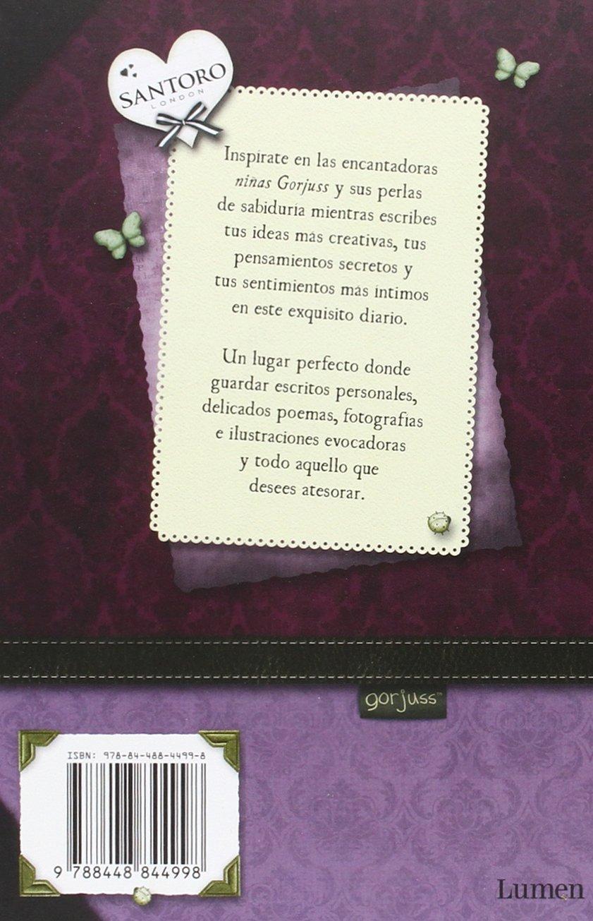 Mi Rincón Secreto (Gorjuss): Un diario de Gorjuss: Amazon.es ...