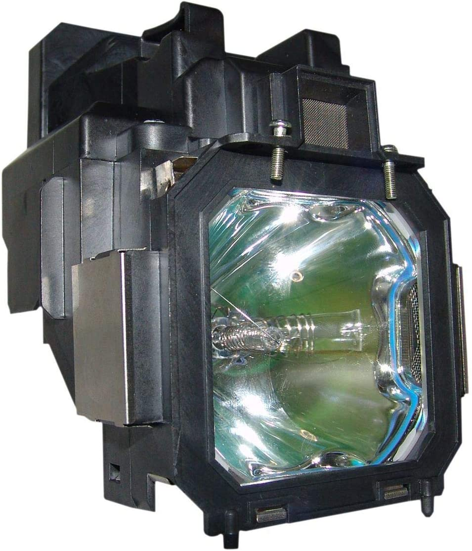 GOLDENRIVER POA-LMP55 Replacement Projector Lamp with Housing Compatible with Sanyo PLC-SU55 PLC-XE20 PLC-XL20 PLC-XT15KS PLC-XT15KU PLC-XU25 PLC-XU2510 PLC-XU47 PLC-XU51 PLC-XU55 PLC-XU58