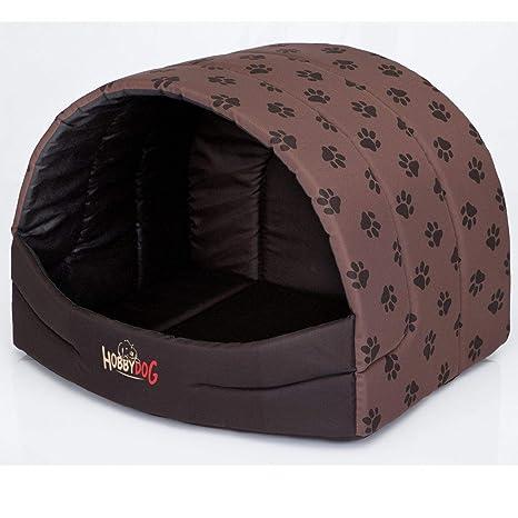 Hobbydog BUSJBL6- Caseta de Dormir para Perro o Gato (tamaño S-XL)