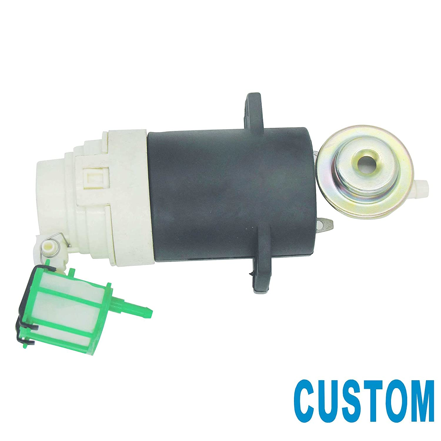 Custom 1pc New Electric Intank Fuel Pump With 1988 Nissan D21 Pickup Filter Installation Kit For 86 94 95 96 Japan Built E8376 Automotive