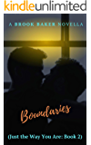 Boundaries: (Just the Way You Are: Book 2)