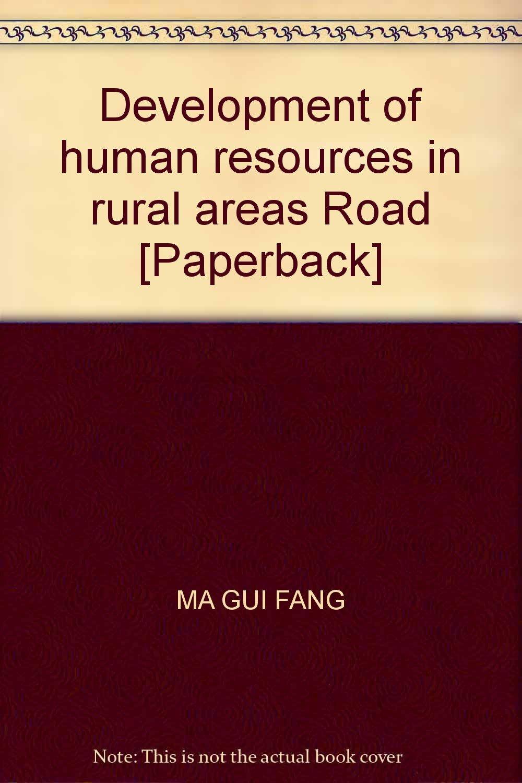 Read Online Development of human resources in rural areas Road [Paperback] ebook