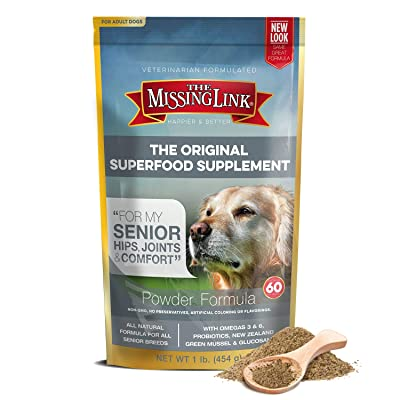 The Missing Link Original Hips & Joints Powdered Supplement