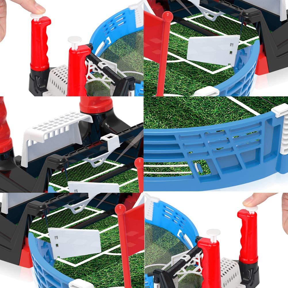 Doble Lucha Mini Tiro Deportes Tabla de Entrenamiento para Interiores para ni/ños como en la Imagen Tama/ño Libre Regalo de Potencia TXYFYP Juego de Mesa de f/útbol Juguete de Defensa