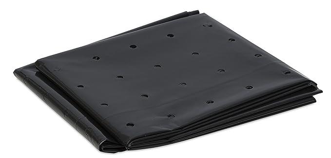 Windhager Komposter-Einlage Komposterfolie Komposterhüllen, 3 Stück, 90µm, schwarz, 1,2 x 1,75 m, 06748
