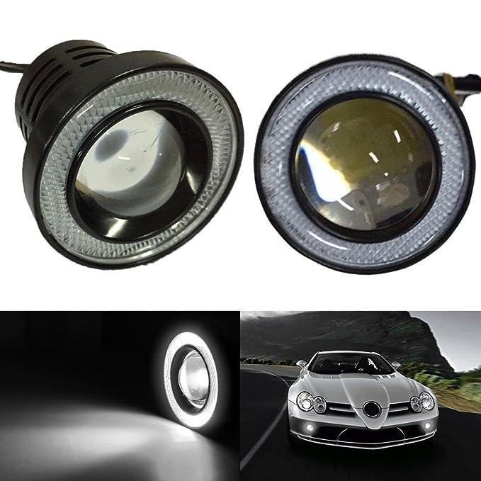 Foco de conducción, proyector LED COB GEHvh8c, Anillo de halo ...