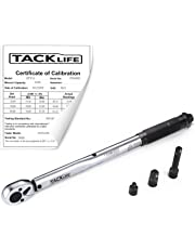Tacklife Torque Wrench 3/8 Inch,Drive Click ( 10-80 ft.-lb./13.6-108.5Nm ) | HTW1A