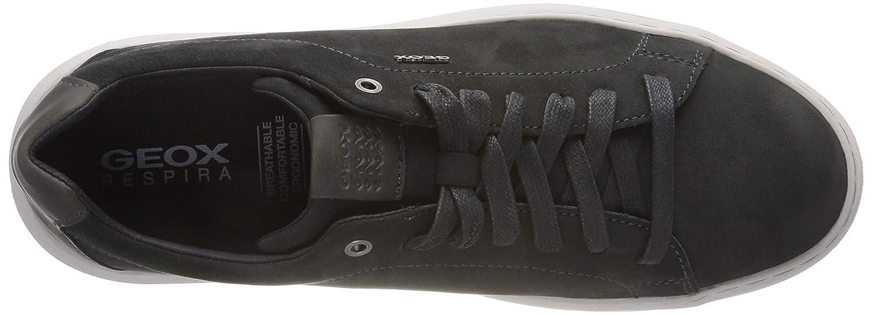 Scarpe da Ginnastica Basse Uomo U845WB000LT Sneaker Geox U