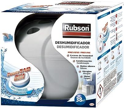 Opinión sobre Rubson Compact Deshumidificador Aparato, Plástico, Blanco