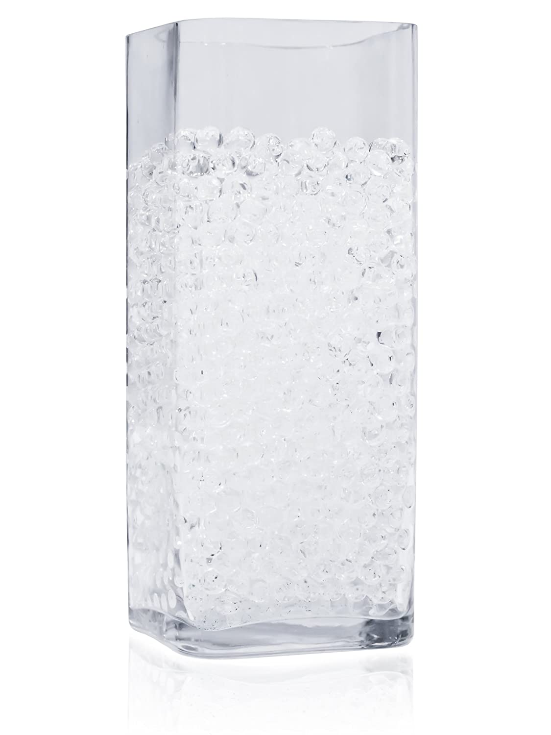 Shop amazon vase fillers 16000 floral water pearls clear vases and centerpieces for wedding beads makes 12 reviewsmspy