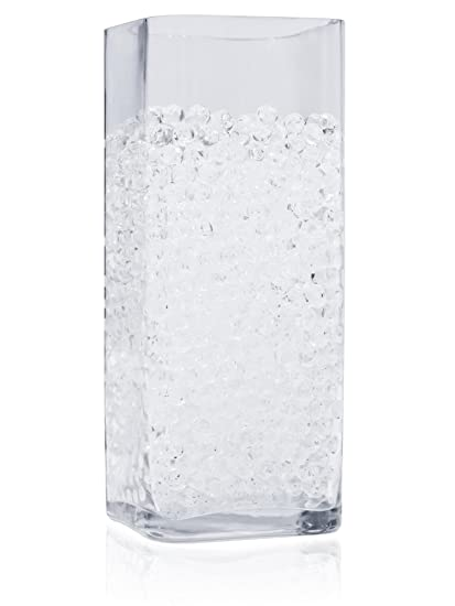 Amazon.com: 16,000 Floral Water Pearls - CLEAR - Vases and ...