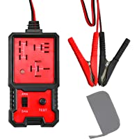 12V Automotive Relay Tester, Car Battery Diagnostic Checker Tools,battery buddy