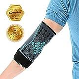 肘 サポーター 肘サポーター 最新版・固定力UP 怪我防止 通気性 腱鞘炎サポーター スポーツ用 2個セット