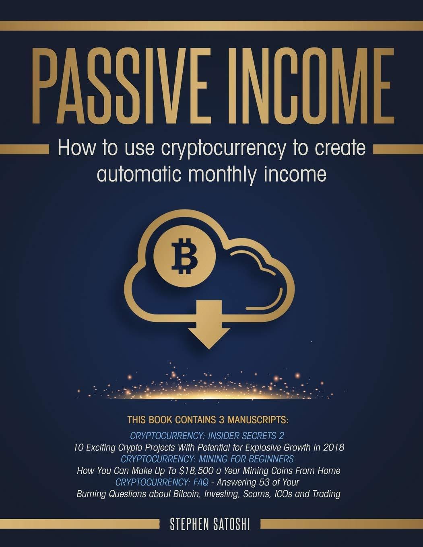 make passive income cryptocurrency