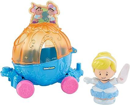 Fisher Price Little People Disney Princess Parade Cinderella Pals Float