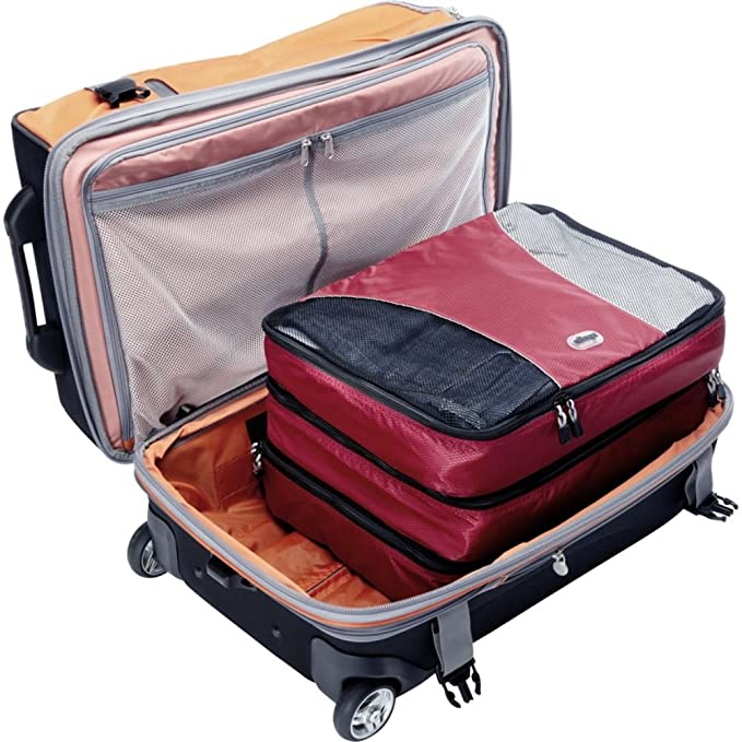 packing cubes for travelers,