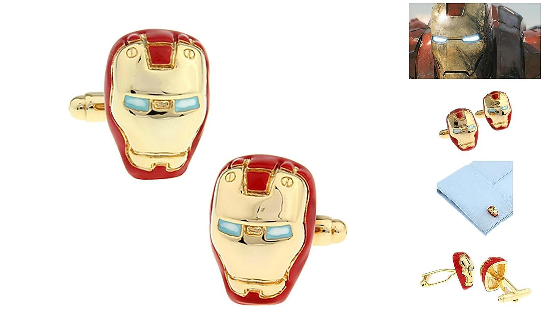 Marvel Comics Ironman de Los Vengadores boda regalo de GROOMSMAN ...