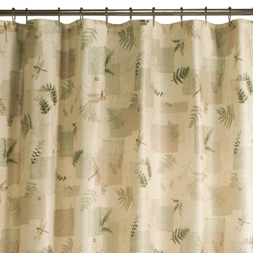 Amazon Maytex Julia Fabric Shower Curtain Home Kitchen