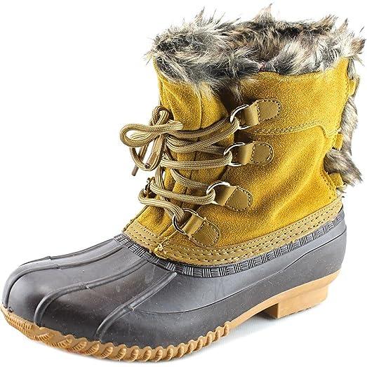 Rellenna Women US 6 Brown Winter Boot