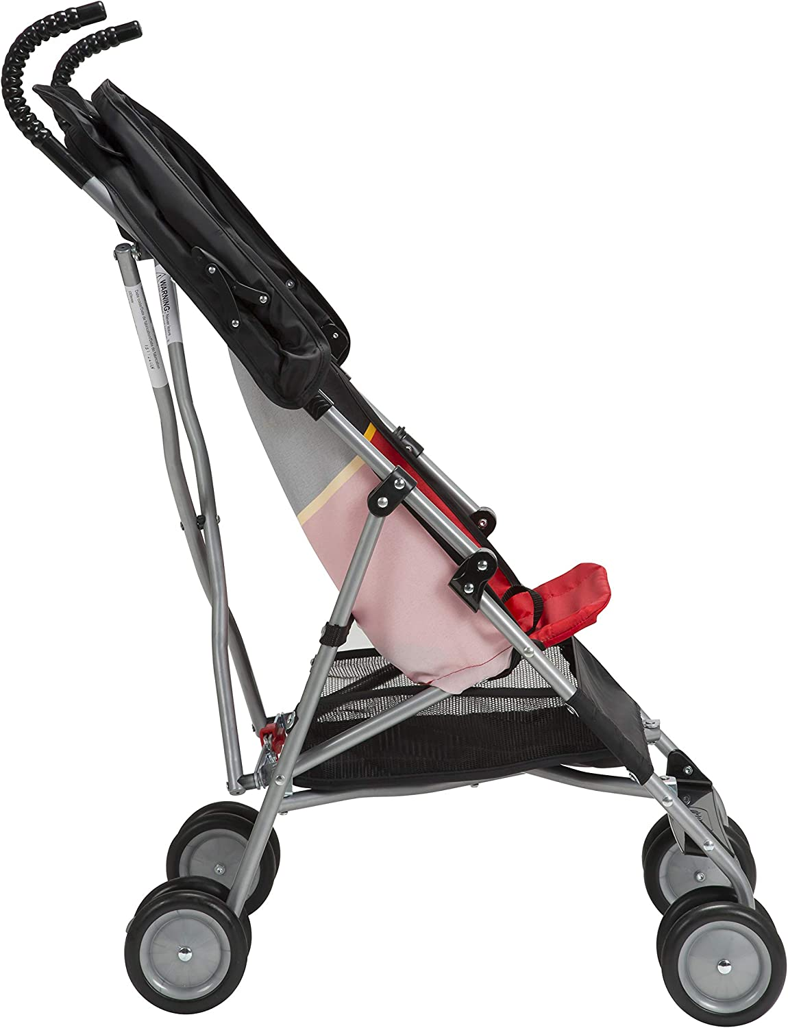 Mickey Disney Umbrella Stroller with Basket