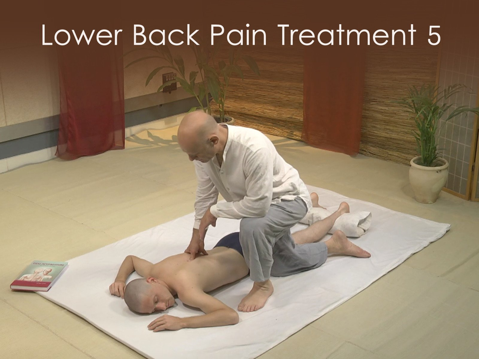 Treatment Routine 39 - Lower Back Pain when Bowing Face Down
