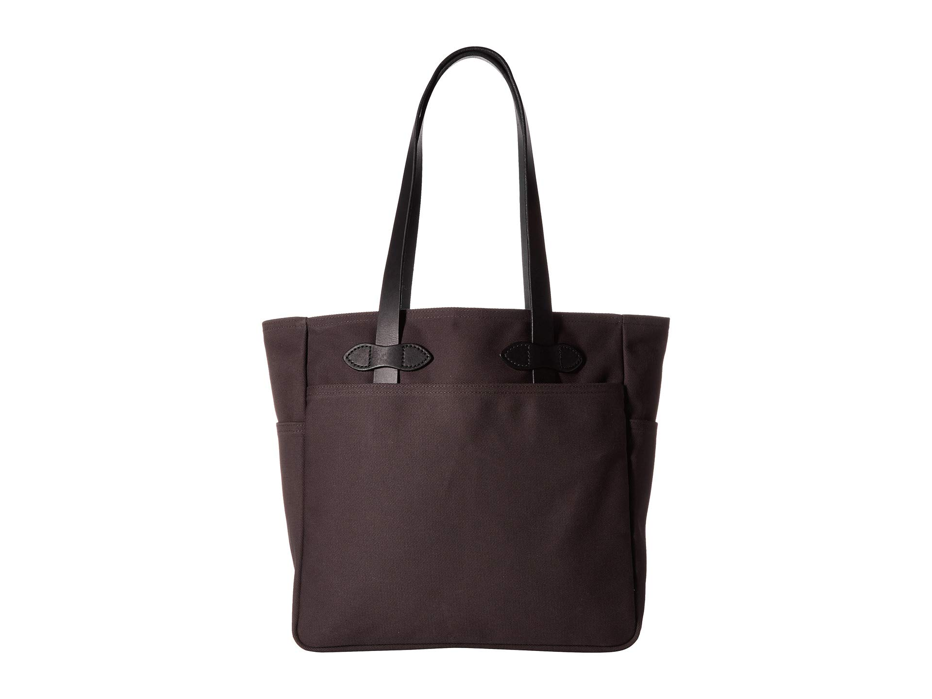 Filson Tote Bag Without Zipper Cinder One Size
