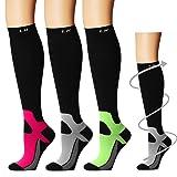 Bluemaple Compression Socks for Women & Men - Best