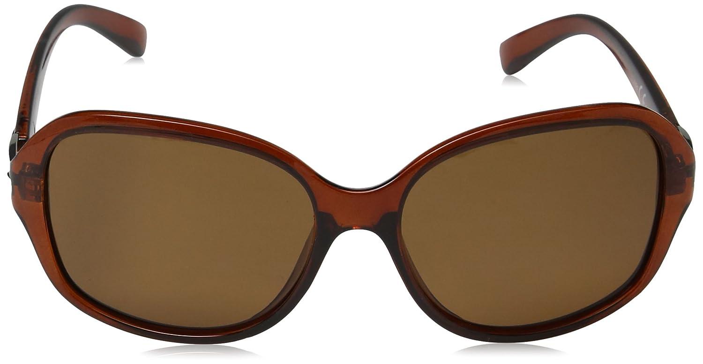 Eyelevel Damen Sonnenbrille Claire, Braun-Braun, One size