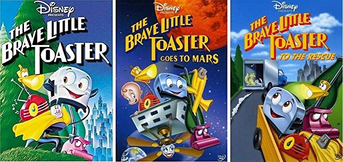 Top 7 Little Brave Toaster