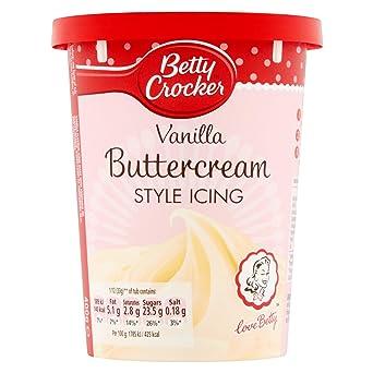Betty Crocker, Cobertura para repostería - 2 de 400 gr. (Total 800 gr.): Amazon.es: Alimentación y bebidas