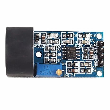 BAJIAN-LI Modulo interruptor de vibración de Alarma Sensor ...