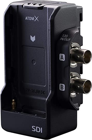 Amazon.com: Atomos AtomX SDI Módulo para Ninja V: Camera & Photo