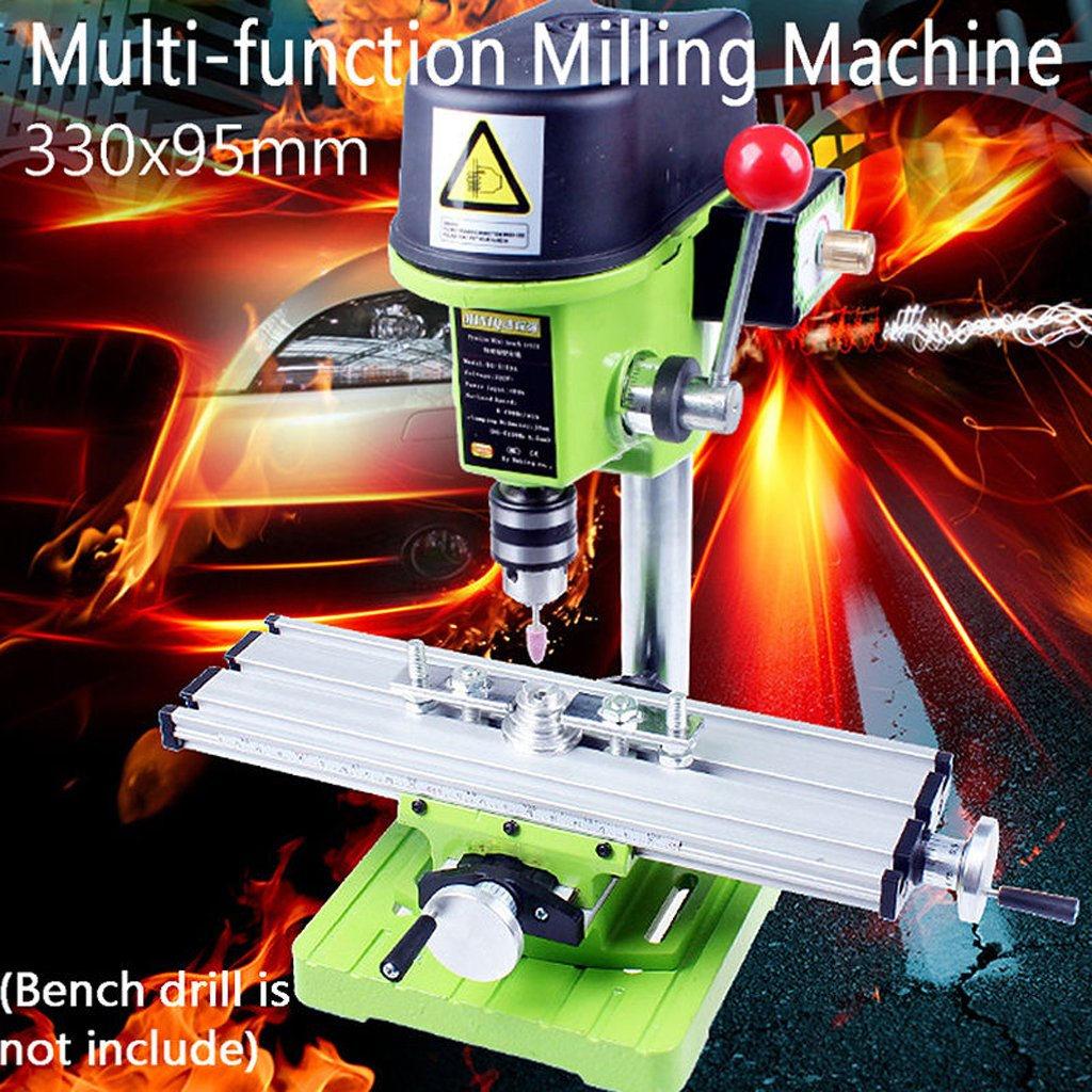 MonkeyJack Multifunction Worktable Compound Milling Working Table Bench Drill Vise by MonkeyJack (Image #4)